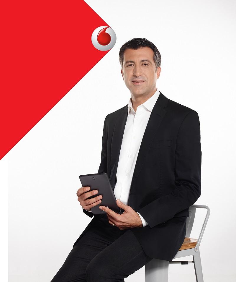 Vodafone Türkiye CEO'su Gökhan Öğüt