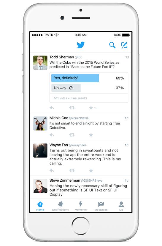 Twitter_Anket_Özelliği