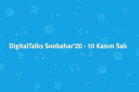 DigitalTalks Sonbahar'20