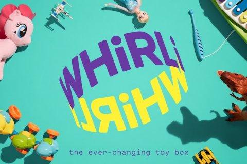 whirli - oyuncak kiralama