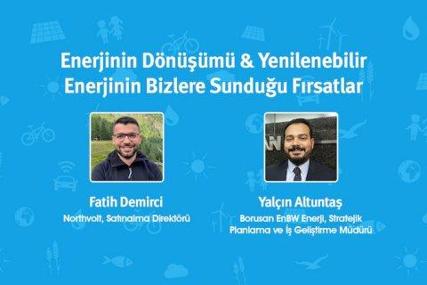 DigitalTalks Sürdürülebilirlik Sohbetleri'21